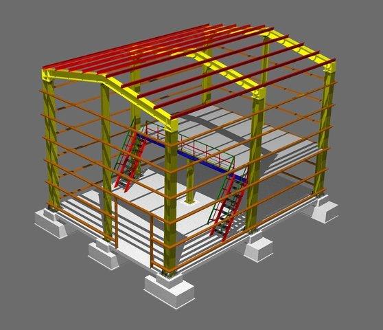 Изготовление конструкций